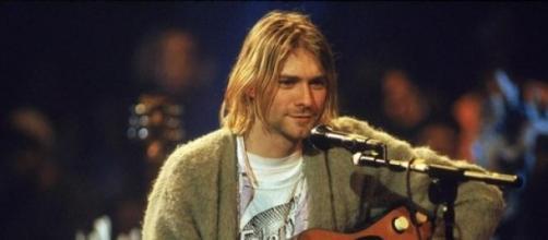 Kurt Cobain, fundador do Nirvana