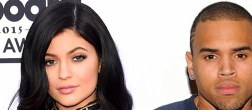 Kylie Jenner ficou desiludida com Chris Brown.