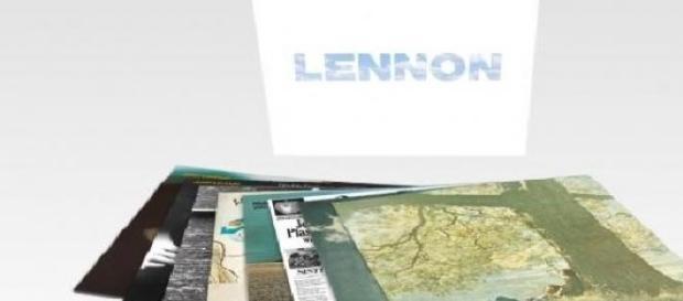 "A coletânea ""LENNON"" de John Lennon"