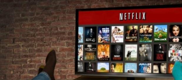 A Netflix oferece serviço de TV por Internet