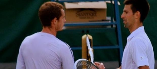 Another victory for Djokovic over Murray