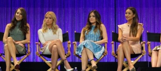 Cast principal de Pretty Little Liars