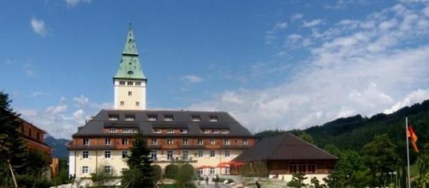 Castillo de Elmau, Baviera