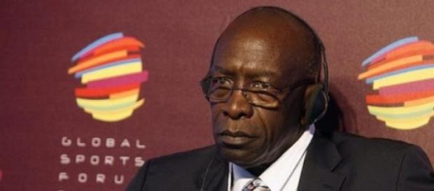Jack Warner- były wiceprezydent FIFA - bbc