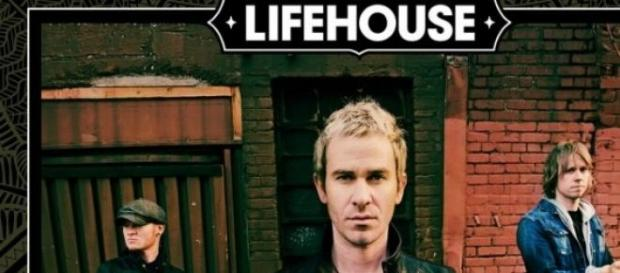 Lifehouse: capa do álbum Out of the Wasteland