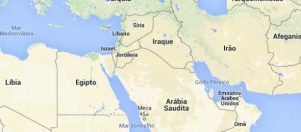 Médio Oriente: palco de conflitos