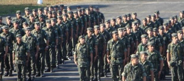 Processo seletivo das Forças Armadas