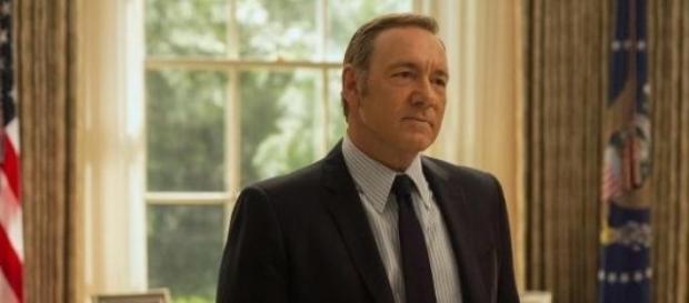 "US-Präsident ""Frank Underwood"", Fotos:Sky, Netflix"