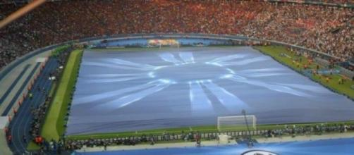 Finale di Champions League a Berlino