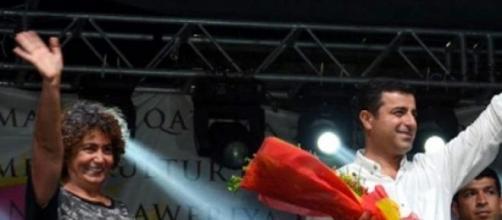 Il leader HDP, Selahattin Demirtas