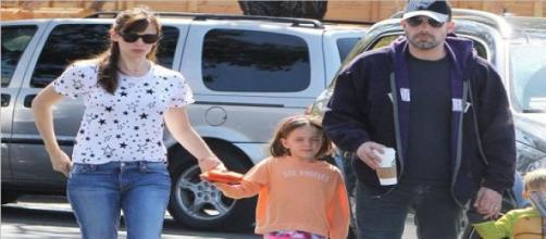 Jennifer Garner et Ben Affleck le 7 juin à LA