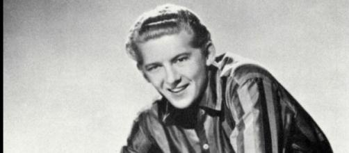 Jerry Lee Lewis in the 1950s.