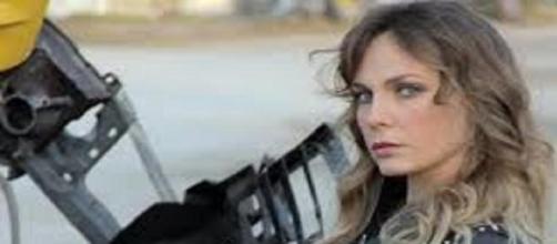 L'attrice televisiva Sara Zainer.