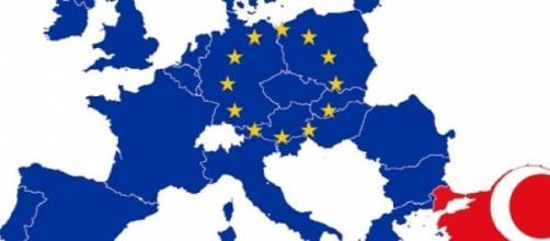 La richiesta di adesione nell'Ue della Turchia