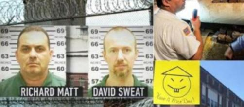 Los presos dijeron 'Have a nice day'