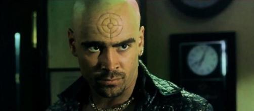'Bullseye' en la primera película de 'Daredevil'.