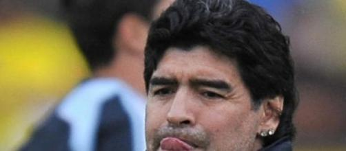 Maradona perdeu o respeito por Luís Figo