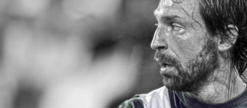 Pirlo, l'icône du foot italien.