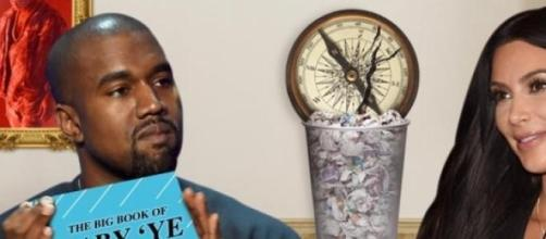 South est supprimé de la liste de Kim et Kanye