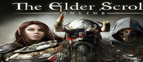 The Elder Scrolls Online.