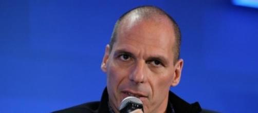 Yannis Varoufakis, ministro delle finanze di Atene