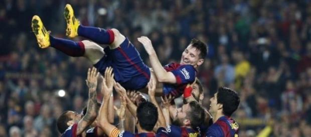 Barcelona conquistou mais uma Liga dos Campeões.