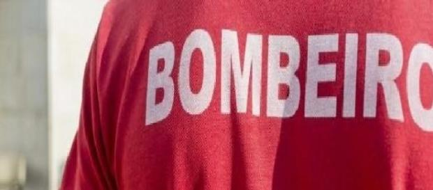 Bombeiros resgataram homem de um poço.