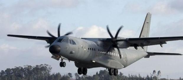 Este foi o primeiro parto realizado no C-295M