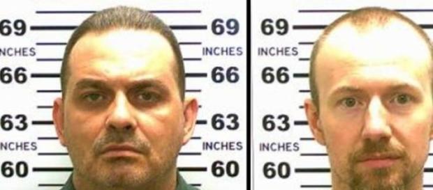 Fotografias divulgadas pelas autoridades de NY.