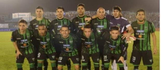 San Martín, el equipo dirigido por Carlos Mayor.