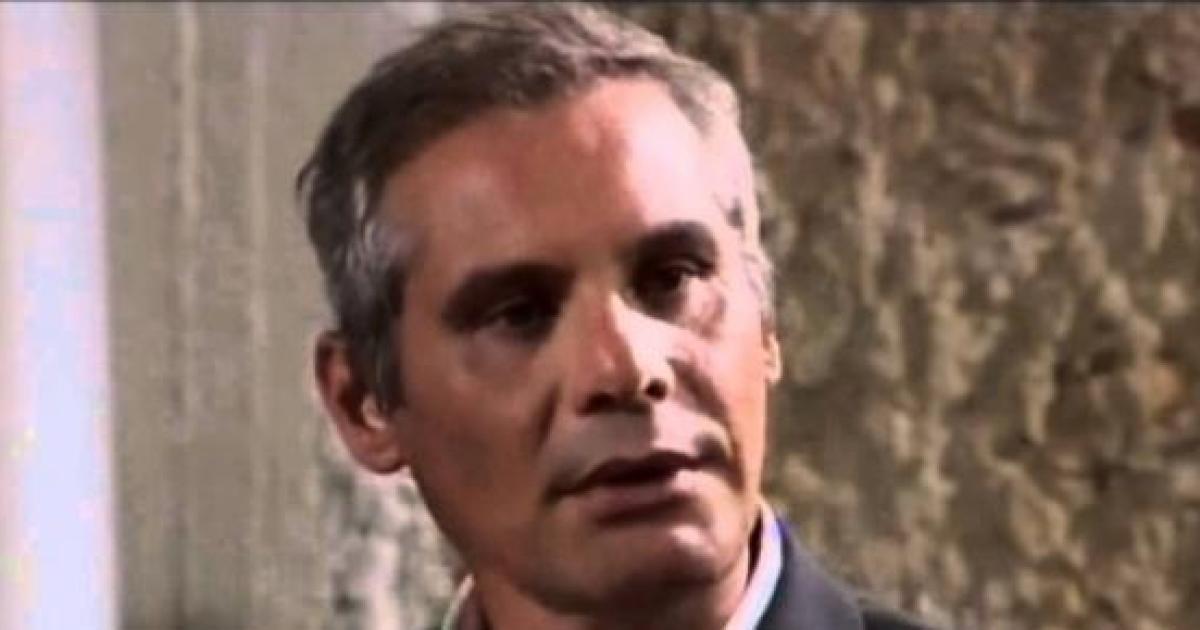 Morreu ator Nuno Melo aos 55 anos