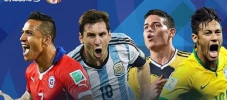 La Copa America débbute le 12 juin dès 00h15 !