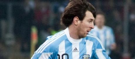 Messi, estandarte del objetivo argentino