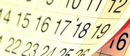 Calendario scolastico 2015/16