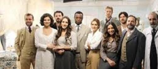 Cast della soap opera Il Segreto.