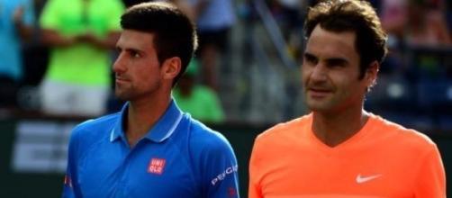 Djokovic e Federer não gostam um do outro