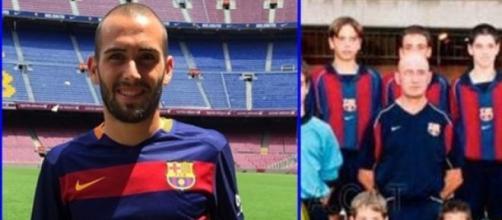 El regreso de Aleix Vidal al FC Barcelona
