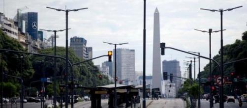 Imagen de la Ciudad de Buenos AiresHuelga Nacional