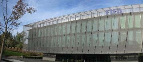 La sede que la FIFA ostenta en Zurich