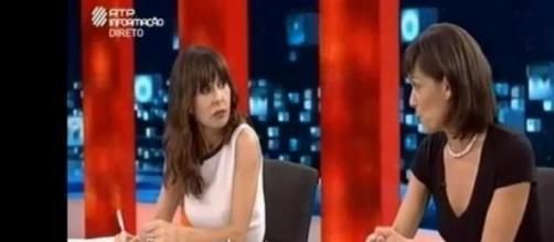 """Manuela Moura Guedes diz """"Já chega""""."""