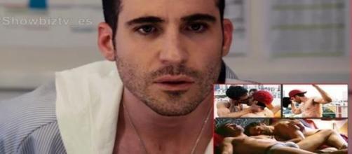 Miguel Ángel Silvestre revoluciona con escena gay