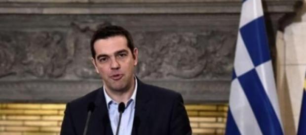 Alexis Tsipras al centro delle cronache internaz.