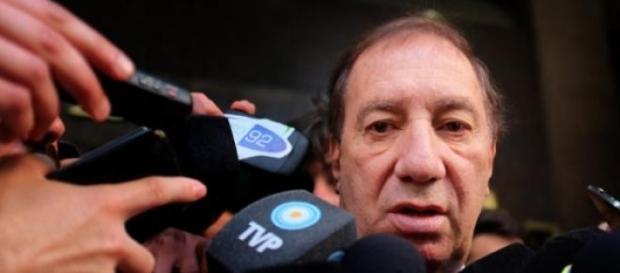 Bilardo le respondió a Maradona