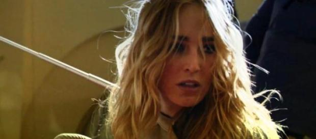 Caity Lotz: White Canary en 'Legends of Tomorrow'.