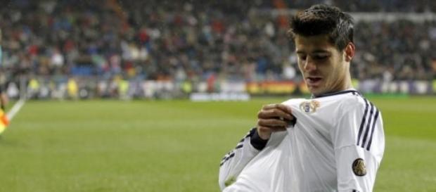 """Czy Morata będzie nową """"9"""" Beniteza?"""