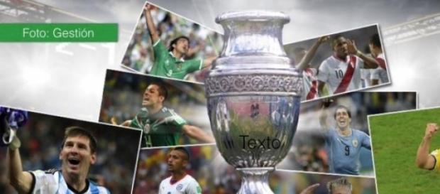 Los favoritos a ganar la Copa América