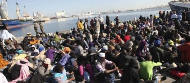Plus de 100 000 migrants sont arrivés en Europe.