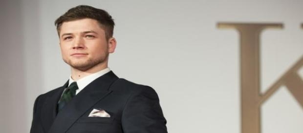 Taron Egerton can imagine himself as Wolverine