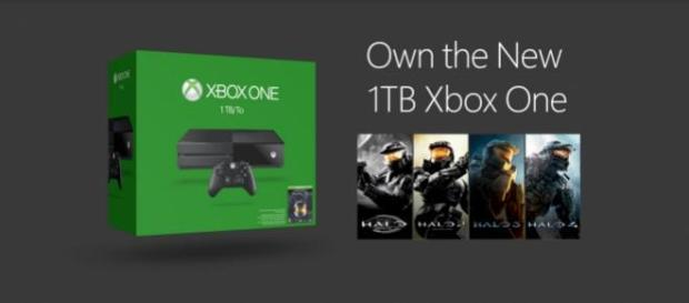 The new 1TB Xbox One will be available June 16.