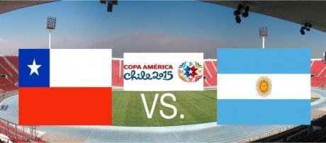 Chile vs Argentina, Gran Final de la Copa América